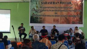 Bata Manurun & Baso dalam Sarasehan Kader Politik AMAN