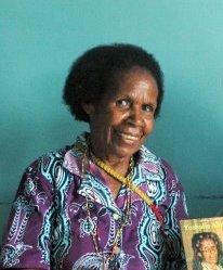 Yosepha Alomang (Mama Yosepha)
