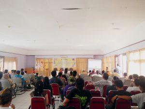 Peserta Deklarasi Calon Bupati Paser & Wakil (Pasangan BANG SULE)