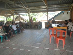 Proses Percepatan Verifikasi Wilayah Adat PW Tana Luwu