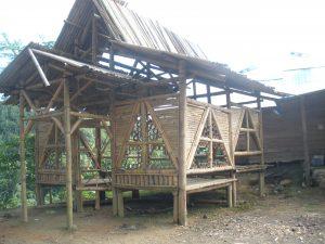 Artistik Beranda Bambu