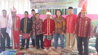 Photo bersama Musda AMAN Bombana