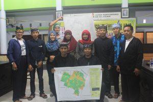 Verifikasi Peta Wilayah Adat Osing Bakungan
